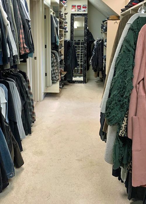 Do You Share the Closet?