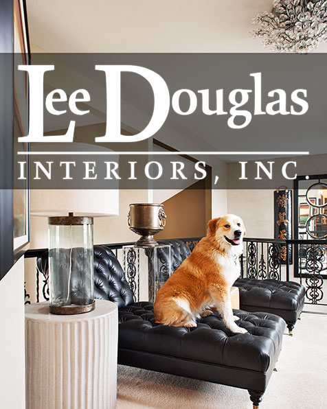 About Lee Douglas Interior Photo with Dog