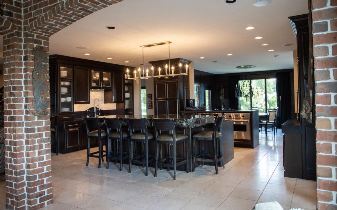 An Interior Designer's Home – Kitchen Design